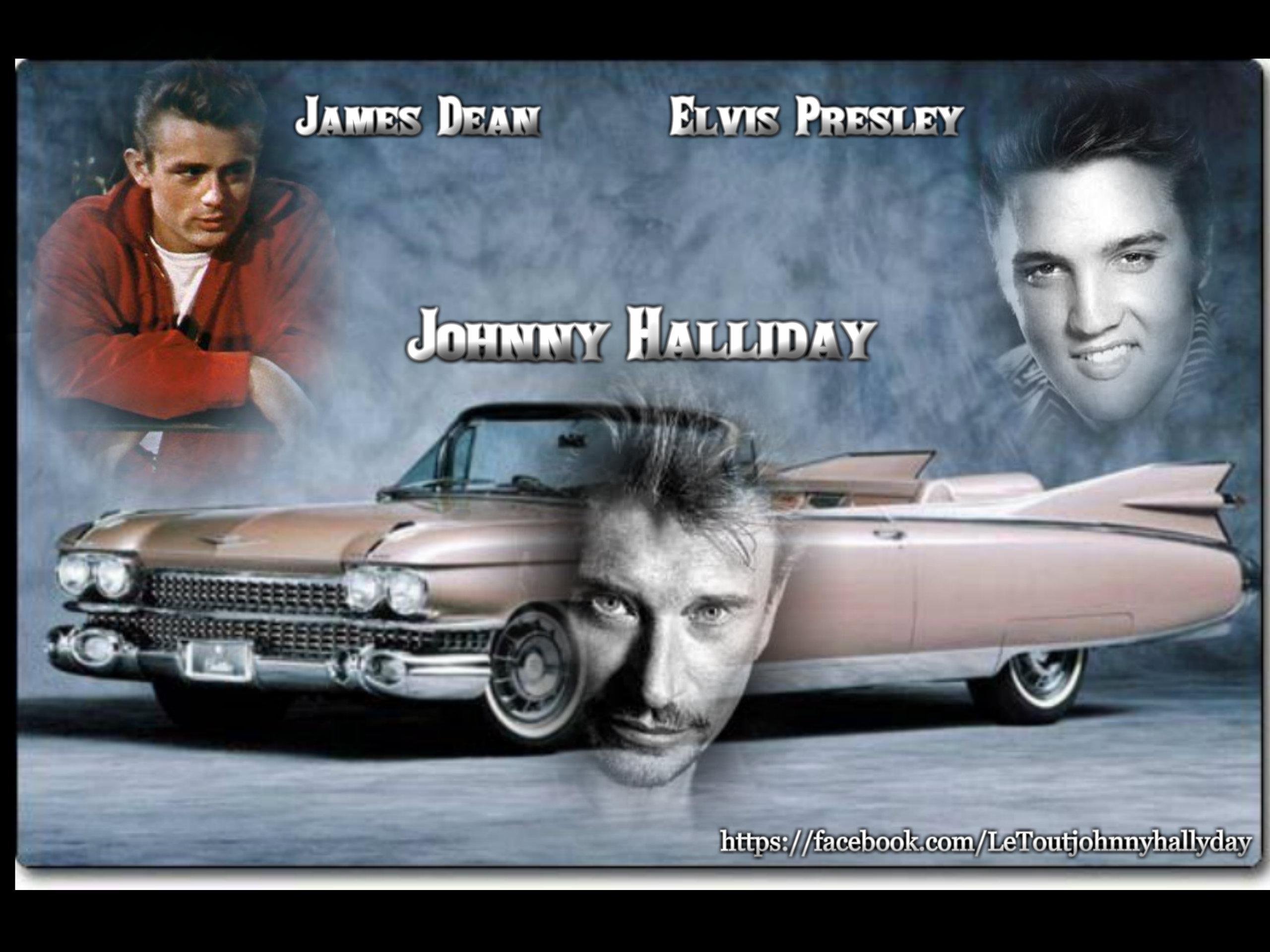 Johnny hallyday rencontre elvis presley